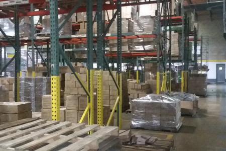 Inside of the Fazt-Tech warehouse